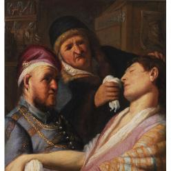 В Лувре началась долгожданная выставка голландской живописи
