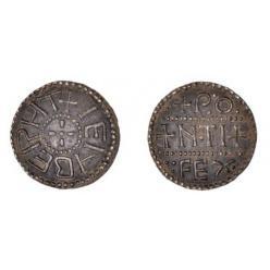 Редкая монета, случайно найденная фермером, может стоить 12 тысяч фунтов стерлингов