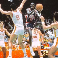 Кроссовки Майкла Джордана с Олимпиады-1984 оцениваются в 100 тысяч долларов США