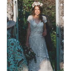 В Шотландии нашлось потерявшееся ранее раритетное свадебное платье
