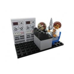 Lego посвятит коллекцию фигурок женщинам-астронавтам NASA