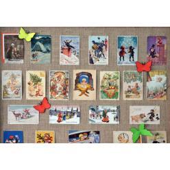 На Волині відкрилась виставка старовинних дитячих листівок