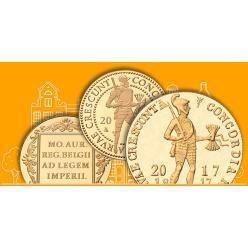В Нидерландах отчеканят памятную монету в честь 200-летия золотого дуката
