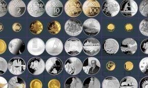 Банк Латвии планирует запустить продажу коллекционных монет в интернете
