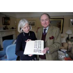 Старейший музей Шотландии принял дар от известного нумизмата