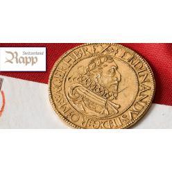 В Швейцарии состоится выставка редчайших и самых дорогих монет