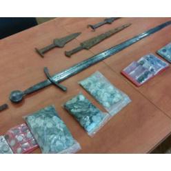 Прокуратура Ровенской области задержала контрабандиста антиквариата