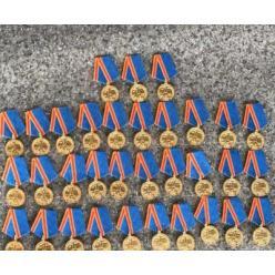 В Харьковской области на границе мужчина пытался перевезти контрабандой медали Афганской войны