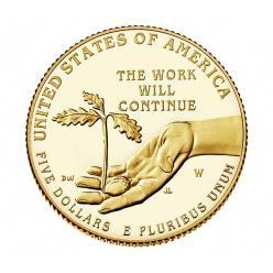 Монетный двор США официально выпустил в продажу монеты серии «Boys Town»