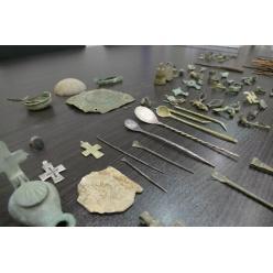 Власти Болгарии, Турции и Франции задержали банду «черных археологов»