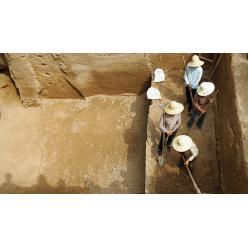 В Китае обнаружили две гробницы с артефактами двухтысячелетней давности