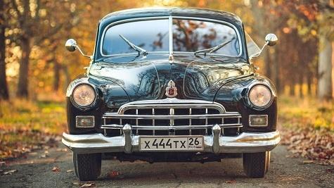 Советский седан ЗИМ продали на аукционе eBay за $51 тыс