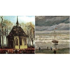 Украденные картины Ван Гога выставят в Италии