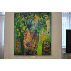 В Ужгороде прошла выставка заслуженного художника Украины Антона Ковача
