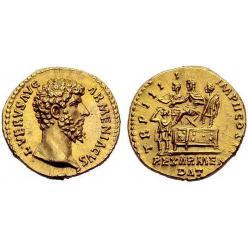 Армения на монетах древнего Рима