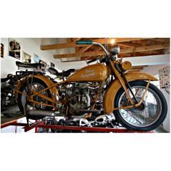 В Сербии коллекционер создал частный музей ретро-мотоциклов