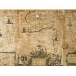 Редкая карта Австралии XVII века выставлена на Sotheby's