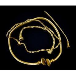 Золото кельтов стало британской находкой международного значения