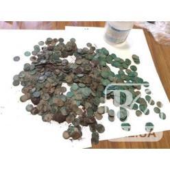 В Чернигове школьникам удалось обнаружить клад
