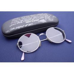 Раздавленные очки Джона Леннона продали на аукционе в Великобритании
