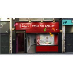 В Великобритании откроется экспозиция шедевров искусства из конфет