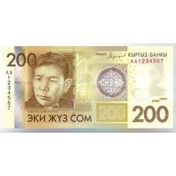 В интернете спорят о дизайне новых киргизских денег