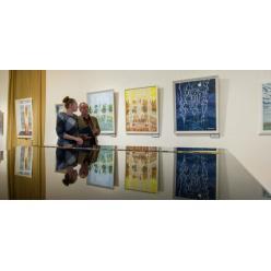 В Киеве представлена экспозиция живописи Ирины Акимовой