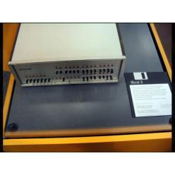 Во Франции на аукцион попал компьютер 70-х годов