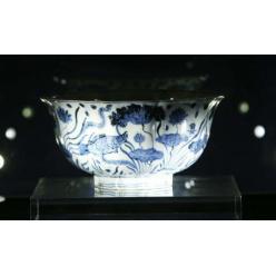 В Гонконге фарфоровая чаша династии Мин была продана за 30 миллионов долларов