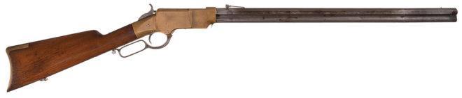 В США легендарная винтовка Гражданской войны попала на торги