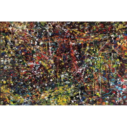 Картина Жана Поля Риопелля ушла с молотка более, чем за 7,4 миллиона долларов США