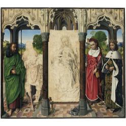 Запрестольный образ эпохи Ренессанса будет выставлен на аукцион Christie's