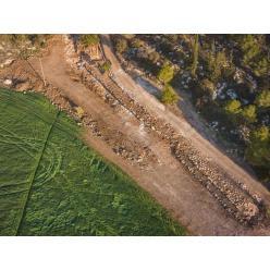 В Израиле обнаружили 2000-летнюю римскую дорогу и монету Понтия Пилата