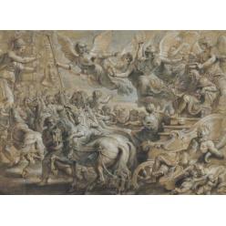 На аукционе в Нью-Йорке было продано полотно Рубенса
