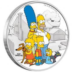 В Австралії викарбувана монета із зображенням відомих мультиплікаційних героїв