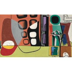 Работа Пабло Пикассо «Антропоморфный пейзаж» выставлена на торги