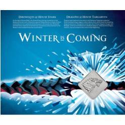 В Великобритании отчеканят серию монет в честь сериала «Игра Престолов»