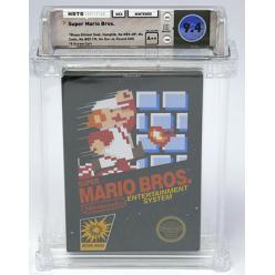  Копию видеоигры Super Mario Bros. продали за $100150