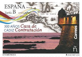 Новая марка от Почты Испании