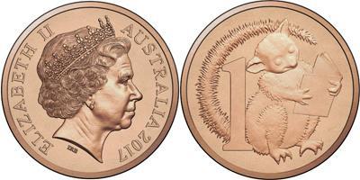Коллекционная австралийская монета посвящена детской книге «Волшебство Опоссума»