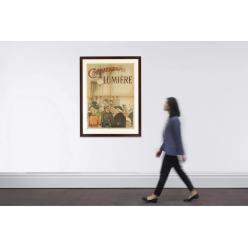 На аукцион выставлен первый в истории кинопостер