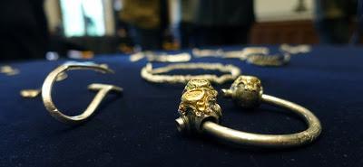 Клад из 180 серебряных предметов найден на острове Зюльт