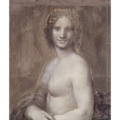 Эскиз Джоконды найден во Франции