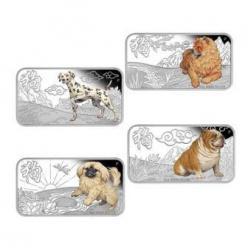 Монеты с изображением собак появятся в Австралии