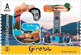 Испания представила марку в честь провинции Жирона