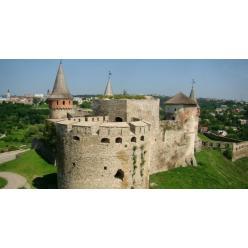 Сегодня вводится в действие специальный почтовый штемпель «Цветок на камне. 32302, Каменец-Подольский»