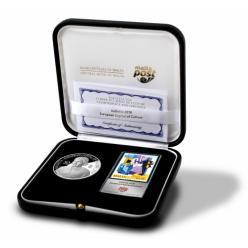 Выпущена монета в честь столицы Мальты, города Валлетты