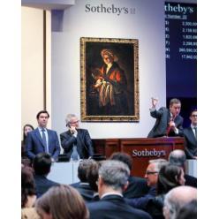 Торги в Гонконге установили рекорд продаж Sotheby's