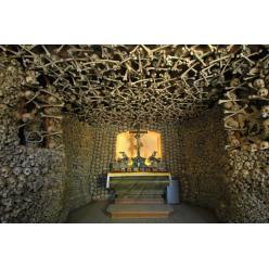  В Польше представлена мистическая серебряная монета «Часовня черепов»