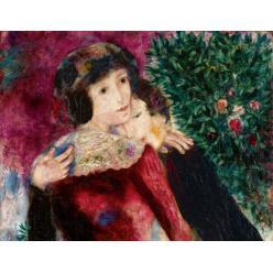 Работа Марка Шагала выставлена на аукцион
